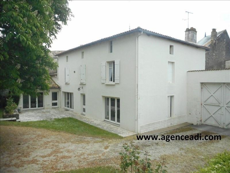 Vente maison / villa Pamproux 187200€ - Photo 1