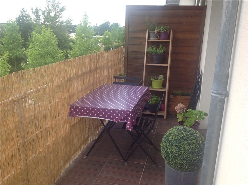 Vente appartement Chateaubourg 162750€ - Photo 3