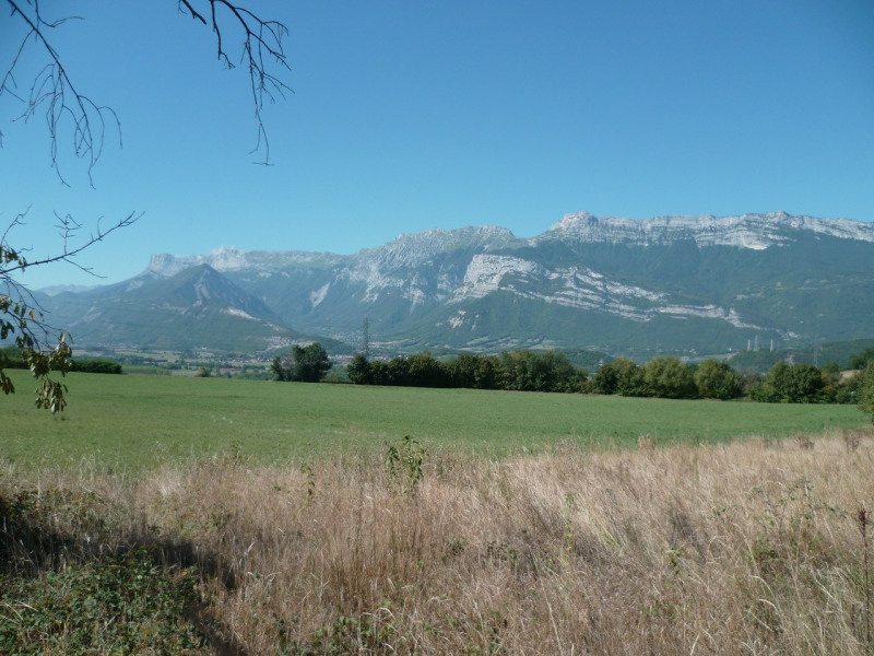 Verkoop  stukken grond Champagnier 315000€ - Foto 1