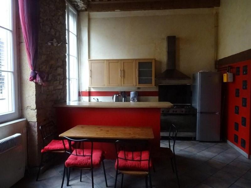 Venta  apartamento Lyon 4ème 216000€ - Fotografía 2