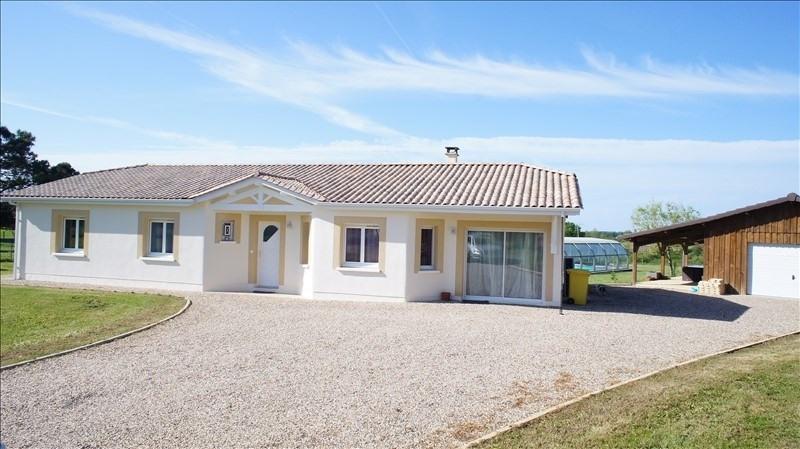 Verkauf haus Montpon menesterol 265000€ - Fotografie 1