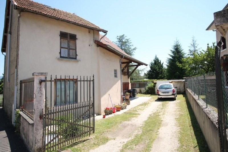 Vente maison / villa Morestel 140812€ - Photo 1