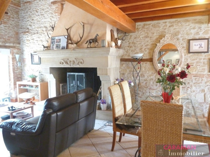 Deluxe sale house / villa Caraman  secteur 390 000€ - Picture 5