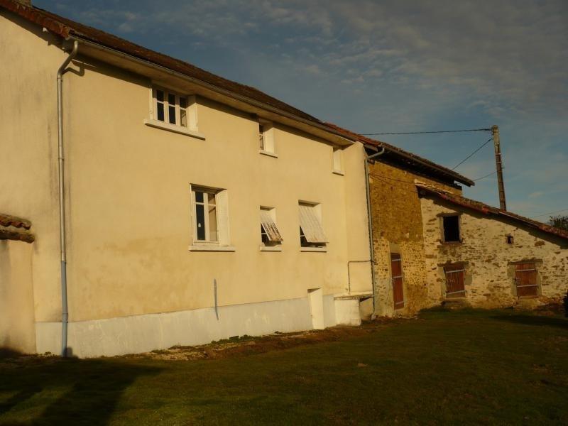 Sale house / villa Dournazac 118000€ - Picture 1