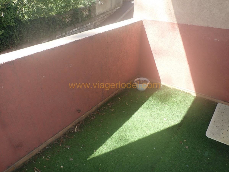 Viager appartement Vence 65 000€ - Photo 1