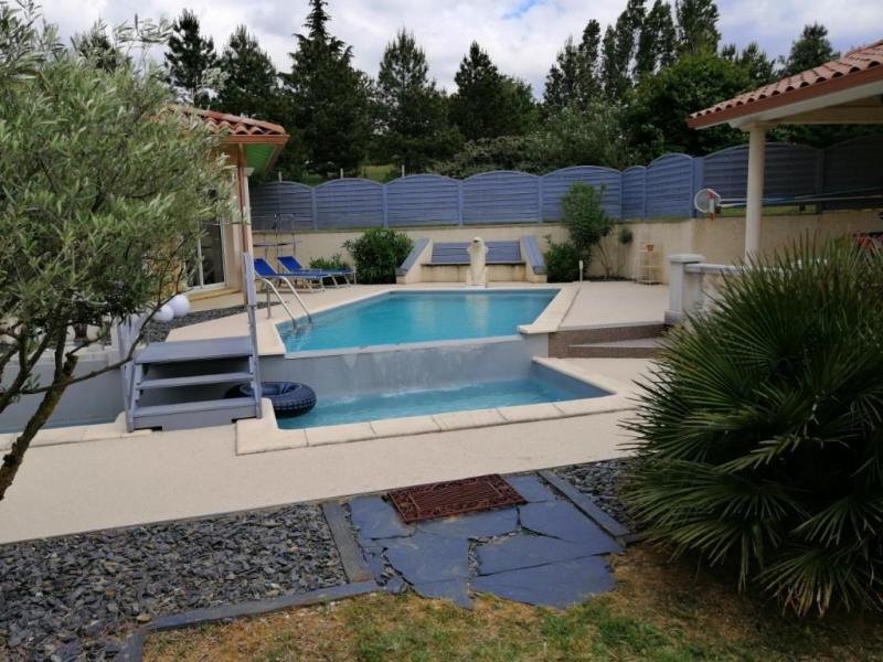 Vente maison / villa Geyssans 417000€ - Photo 2