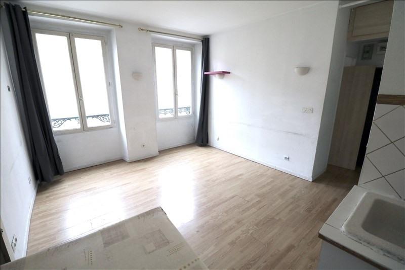 Sale apartment Versailles 210000€ - Picture 2