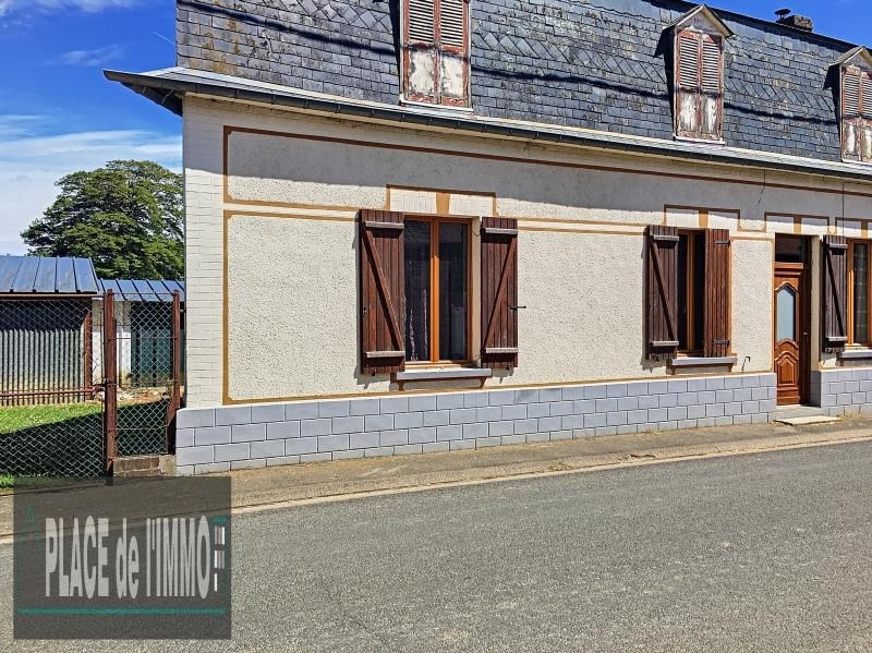 Vente maison / villa Tours en vimeu 80 000€ - Photo 1