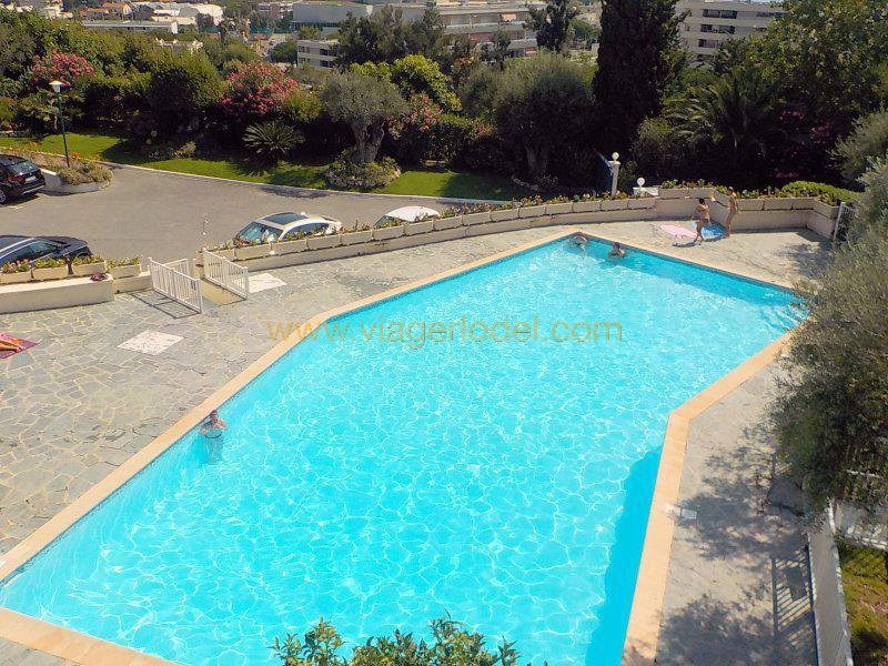 Viager appartement Antibes 95 000€ - Photo 1