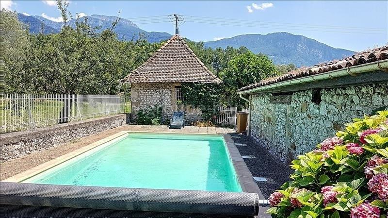 Vente maison / villa Veurey-voroize 439000€ - Photo 2