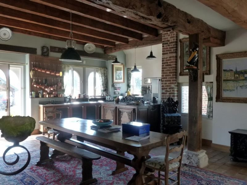 Vente de prestige maison / villa Equemauville 728000€ - Photo 5