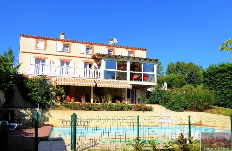 Vente de prestige maison / villa Montrabe 661000€ - Photo 1