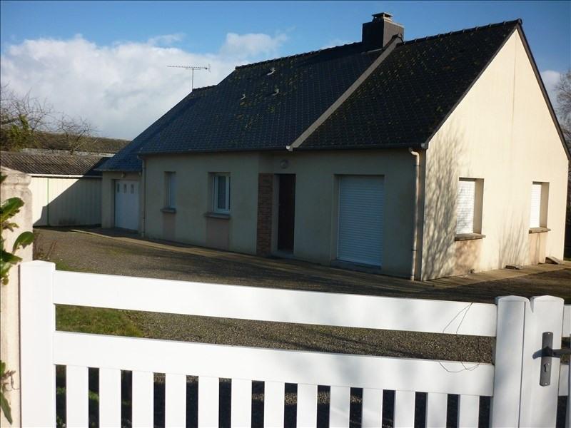 Verkoop  huis Tresboeuf 135850€ - Foto 1