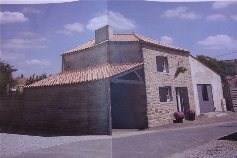 Location maison / villa La genetouze 510€ CC - Photo 1