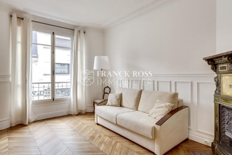 Rental apartment Neuilly-sur-seine 1795€ CC - Picture 1