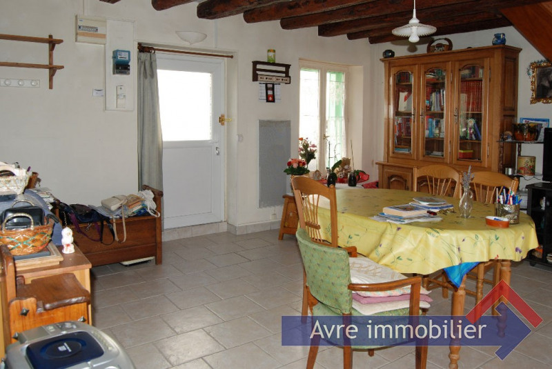 Sale house / villa Verneuil d'avre et d'iton 99000€ - Picture 2
