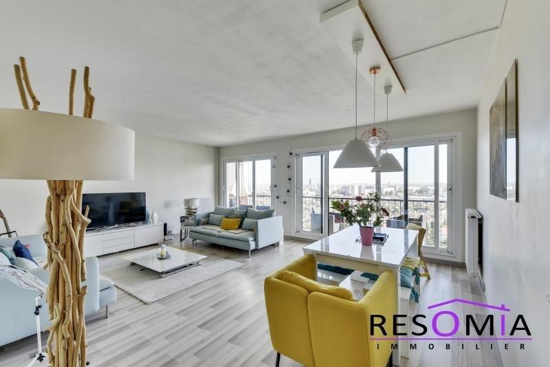 Vente appartement Clamart 537000€ - Photo 2