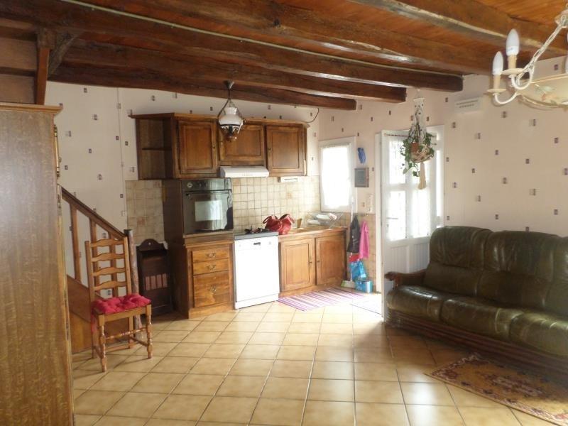 Vente maison / villa Civaux 111500€ - Photo 3