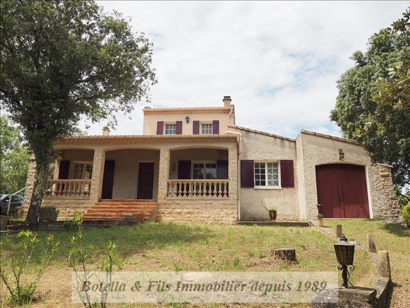 Verkoop  huis Uzes 227000€ - Foto 8