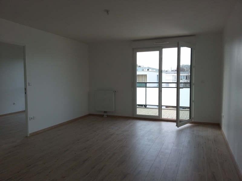 Verhuren  appartement Herouville st clair 565€ CC - Foto 1