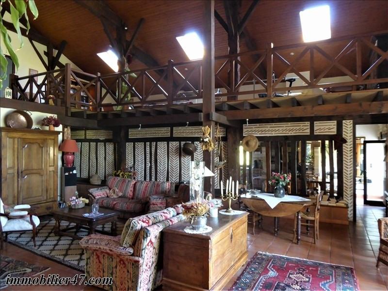 Vente maison / villa Castelmoron sur lot 449500€ - Photo 7