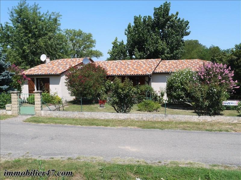 Villa de plain pied prayssas - 4 pièce (s) - 108 m²