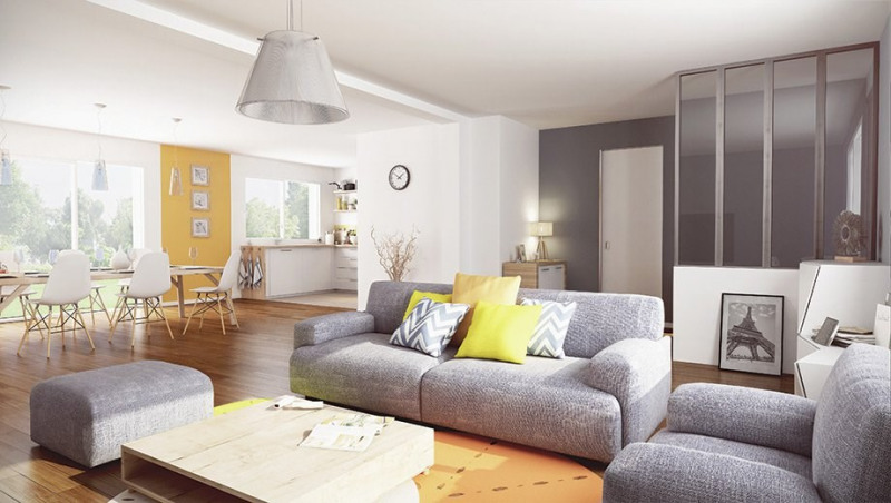 Vente appartement Gentilly 358000€ - Photo 1