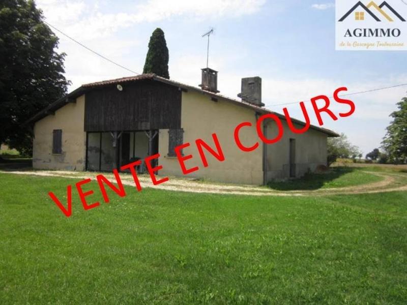 Sale house / villa Monbrun 231000€ - Picture 1
