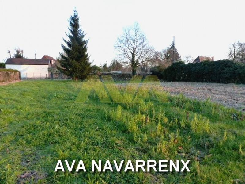 Vente terrain Sauveterre-de-béarn 35000€ - Photo 1