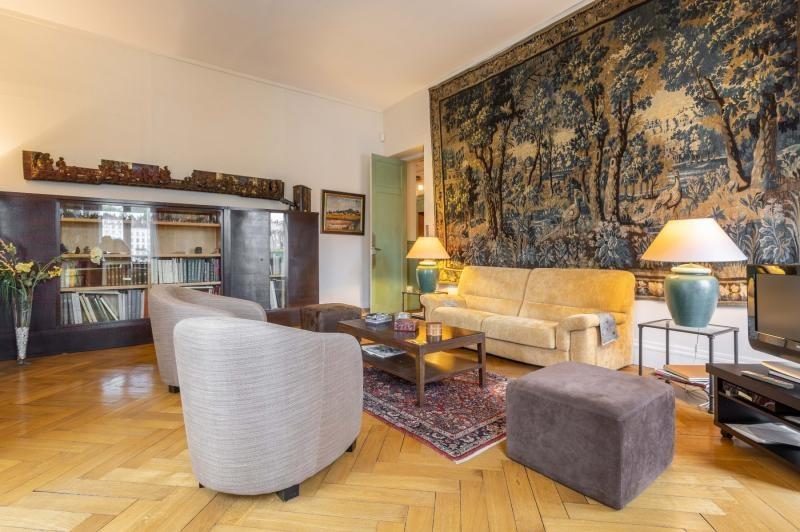 Vente de prestige appartement Lyon 6ème 922000€ - Photo 2