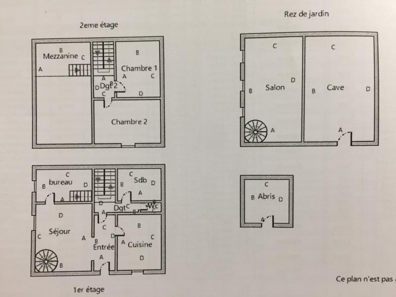 Venta  casa St chamond 169000€ - Fotografía 4