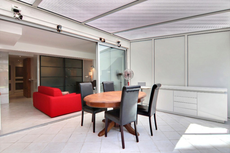 Sale apartment Vallauris 230000€ - Picture 2