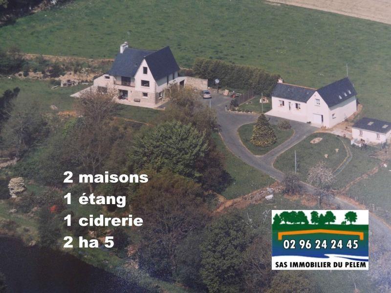 Sale house / villa Ploeuc l hermitage 447000€ - Picture 1