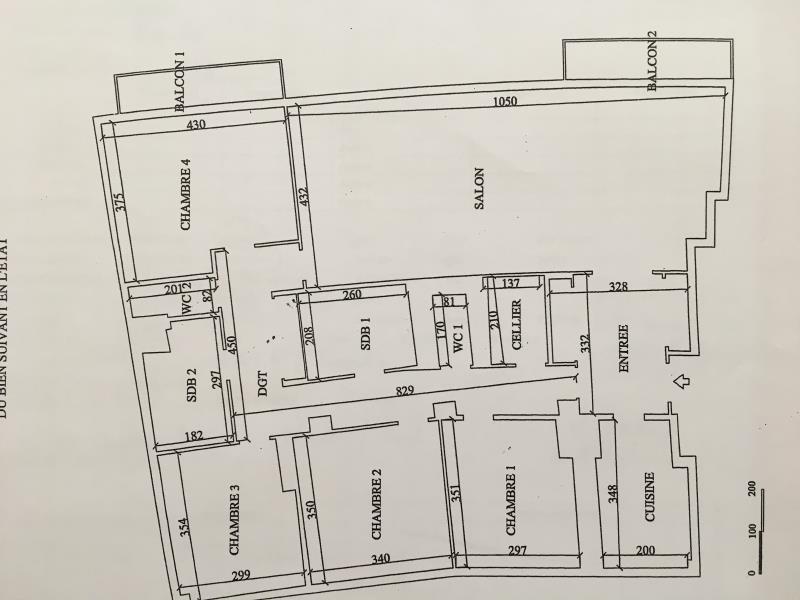 Immobile residenziali di prestigio appartamento Paris 15ème 1790000€ - Fotografia 9