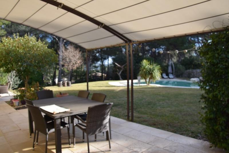 Sale house / villa Ventabren 1195000€ - Picture 3