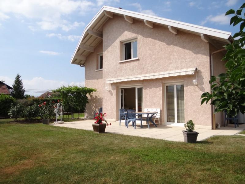 Venta  casa Vetraz monthoux 499500€ - Fotografía 1