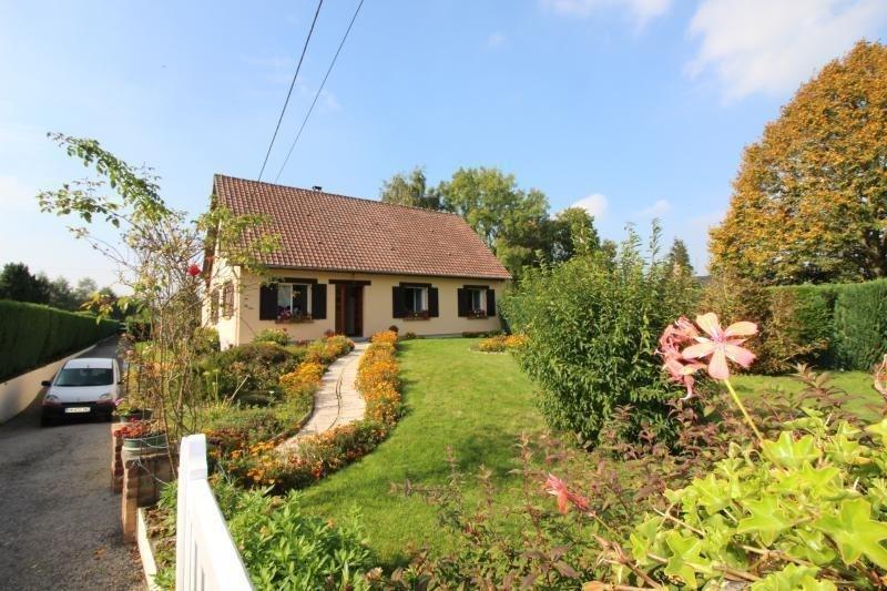 Vente maison / villa Huchenneville 209000€ - Photo 1