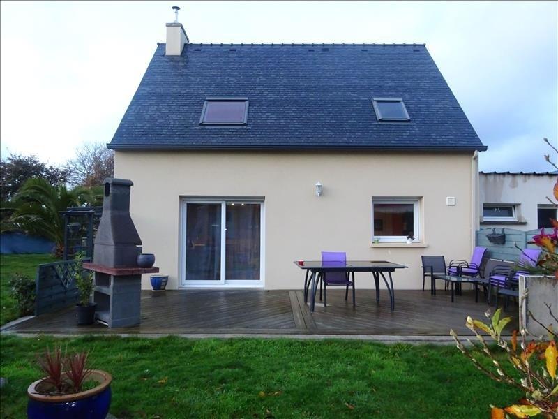 Sale house / villa Treglonou 156000€ - Picture 1