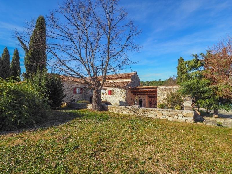 Vente maison / villa Ales 395200€ - Photo 1