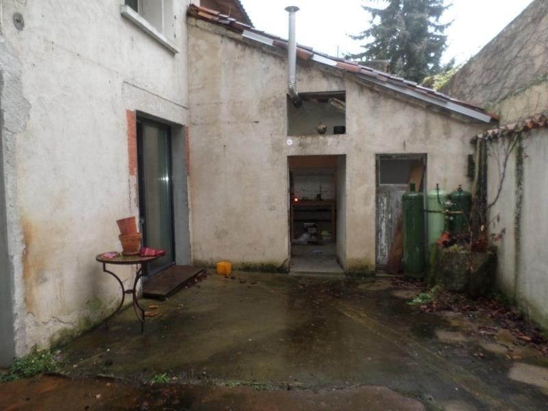 Vente maison / villa Lussac les chateaux 83000€ - Photo 6