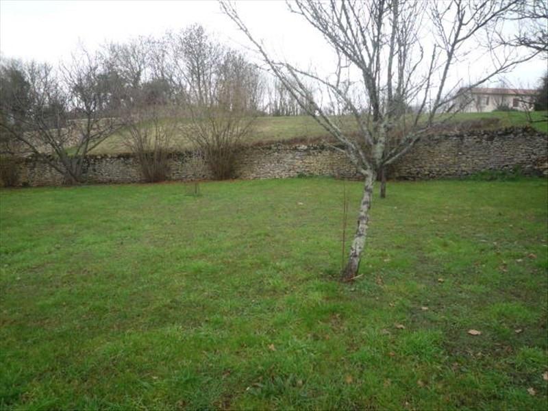 Vente terrain Nanteuil 26240€ - Photo 2