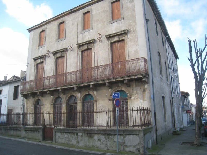 Sale building Carcassonne 179 000€ - Picture 1