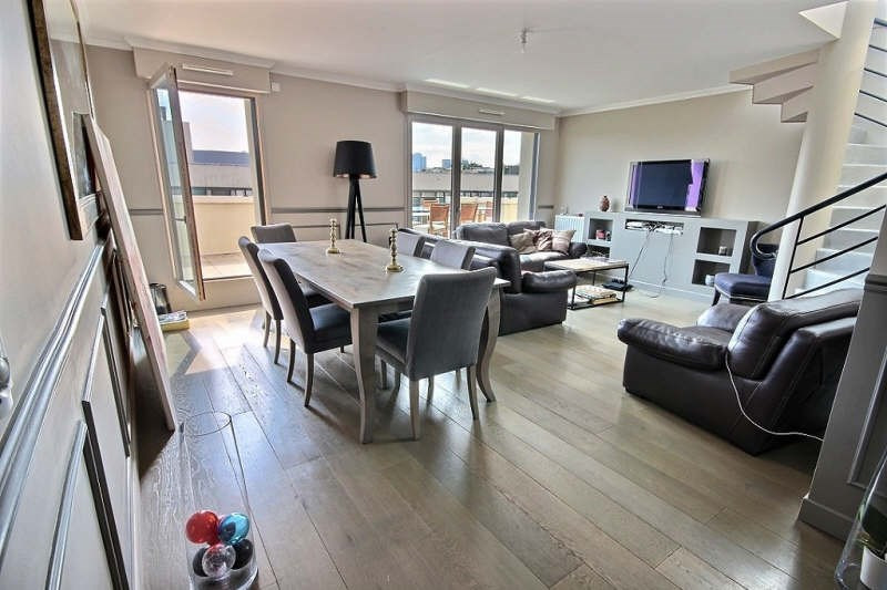 Vente de prestige appartement Levallois perret 1899000€ - Photo 1