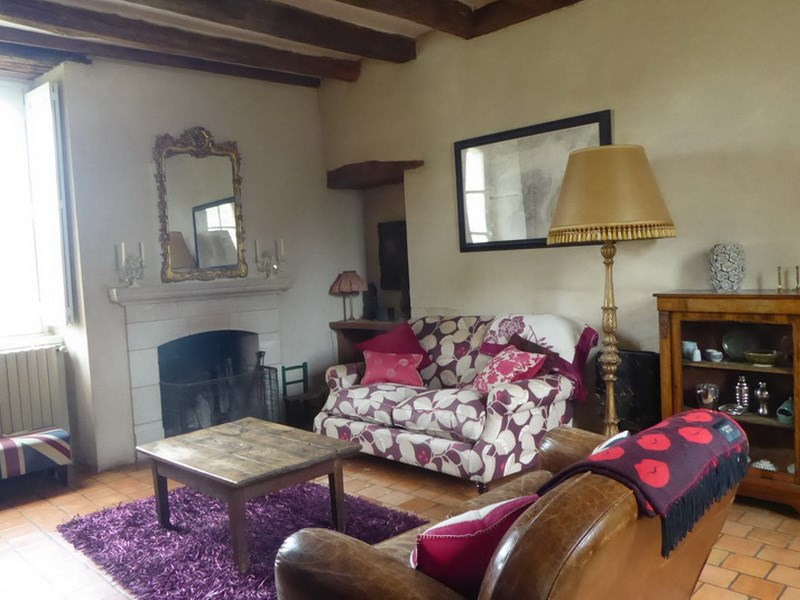 Deluxe sale house / villa Angers 35 mn sud-est 515000€ - Picture 3