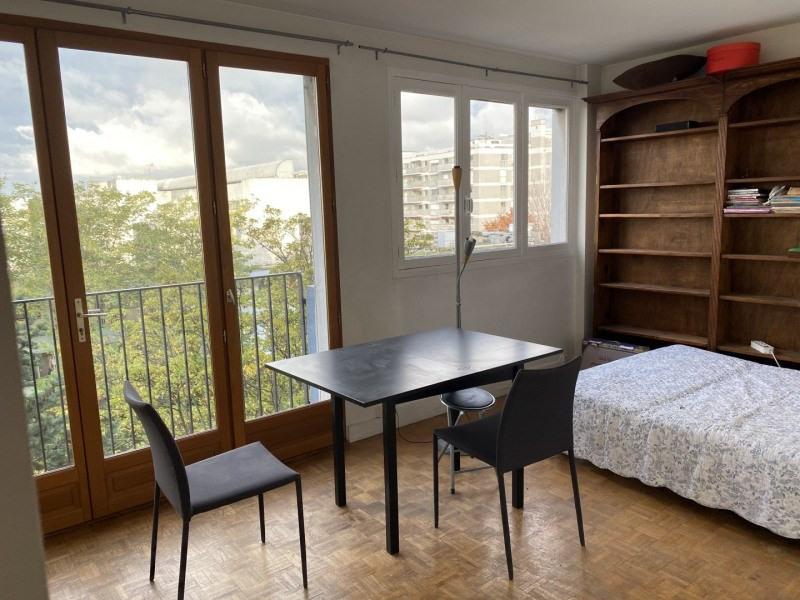 Studio meublé - résidence bel air - Paris 12