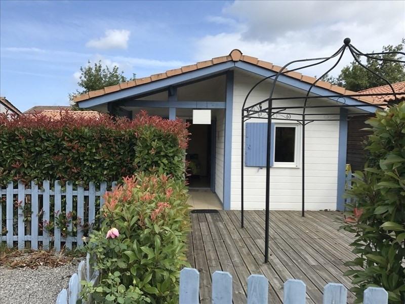 Sale house / villa Bias 124200€ - Picture 1