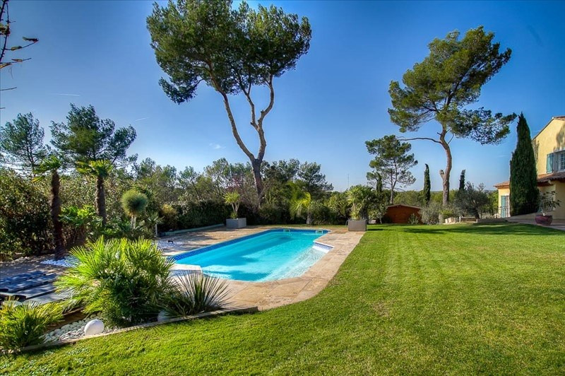 Deluxe sale house / villa Cabries 1 249 000€ - Picture 3