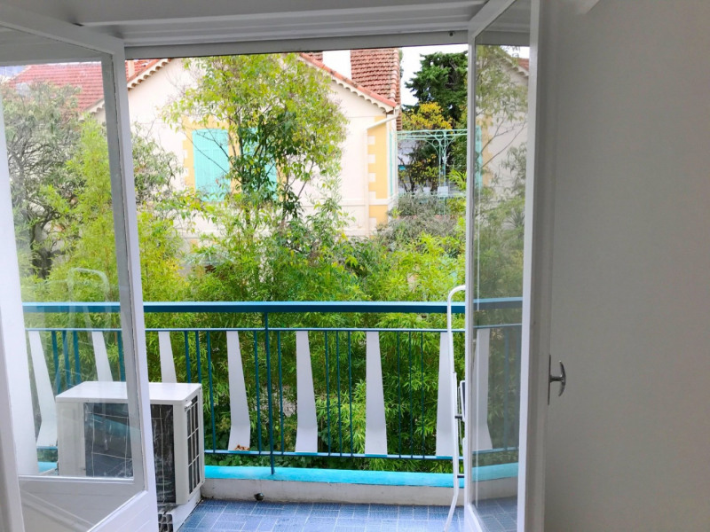 Rental apartment Antibes 463€ CC - Picture 2