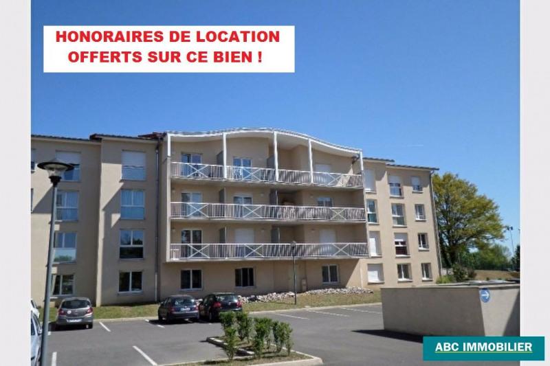 Location appartement Limoges 303€ CC - Photo 1