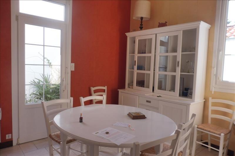 Vente maison / villa St palais sur mer 493500€ - Photo 1